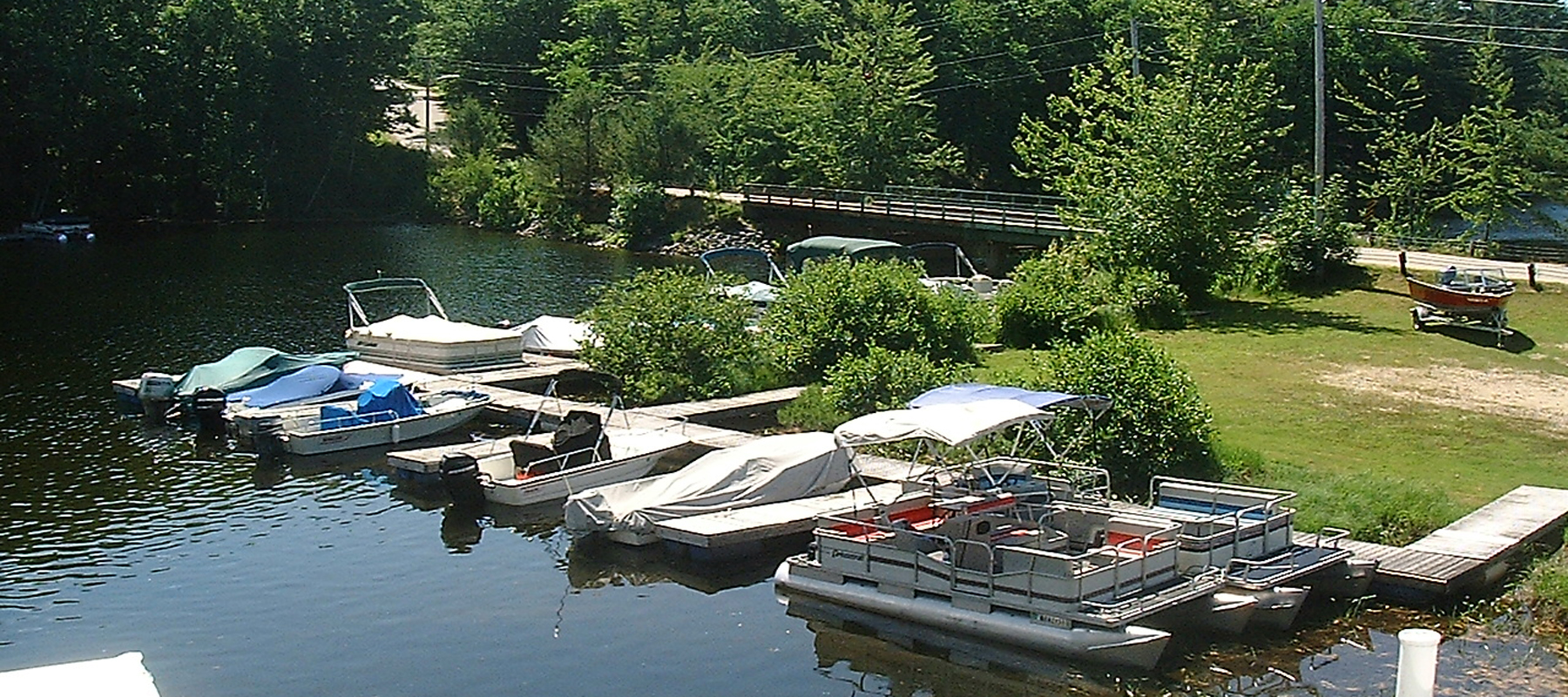 Kezar lake marina lovell maine for Fishing boat rentals near me